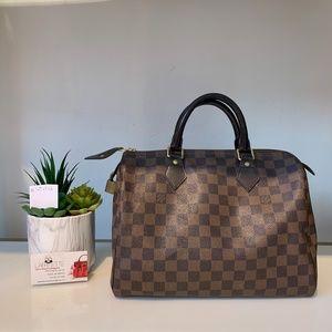 Louis Vuitton speedy-size 30